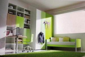дизайн подростковой комнаты фото 38