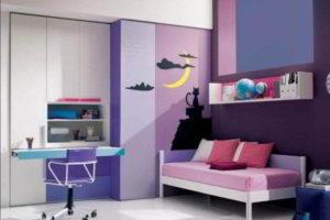 дизайн подростковой комнаты фото 42