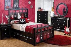 дизайн подростковой комнаты фото 45