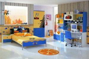 дизайн подростковой комнаты фото 48