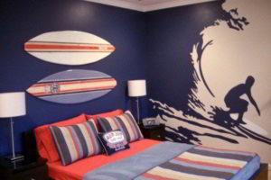 дизайн подростковой комнаты фото 52