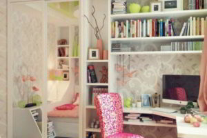 дизайн подростковой комнаты фото 57