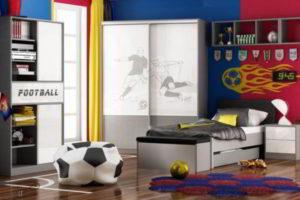 дизайн подростковой комнаты фото 59