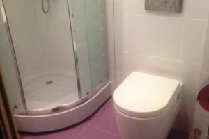 ванная с туалетом 3 кв. м фото 13
