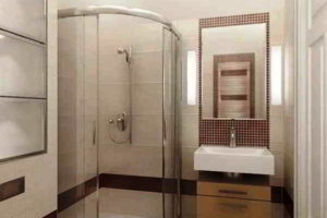 ванная с туалетом 3 кв. м фото 23