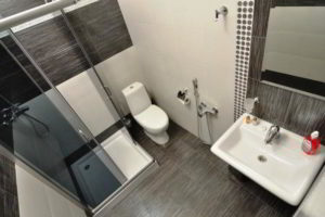 ванная с туалетом 3 кв. м фото 3