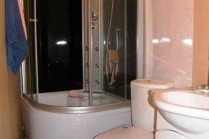 ванная с туалетом 3 кв. м фото 34