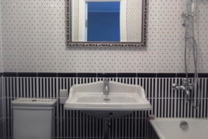 ванная с туалетом 3 кв. м фото 7