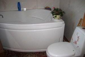 ванная с туалетом 3 кв. м фото 8
