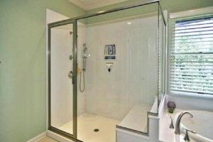 душевая кабина в ванной фото 13