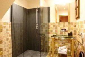 душевая кабина в ванной фото 19