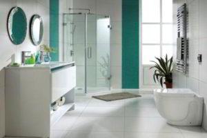 душевая кабина в ванной фото 28