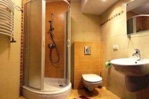 душевая кабина в ванной фото 37