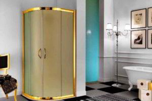 душевая кабина в ванной фото 42