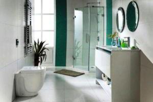 душевая кабина в ванной фото 47