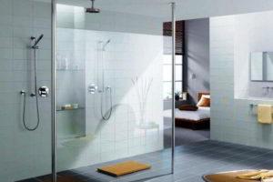 душевая кабина в ванной фото 49