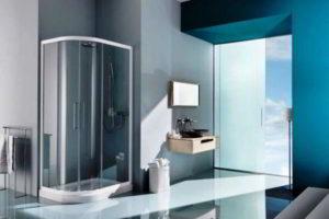 душевая кабина в ванной фото 50