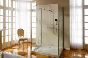душевая кабина в ванной фото 53