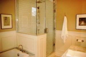 душевая кабина в ванной фото 61