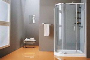 душевая кабина в ванной фото 62