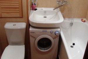 дизайн ванной в хрущевке фото 29