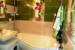 дизайн ванной в хрущевке фото 30