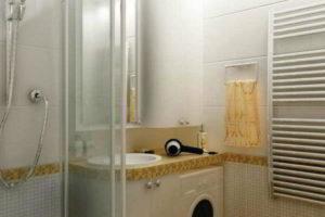 дизайн ванной в хрущевке фото 41