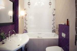 дизайн ванной в хрущевке фото 44