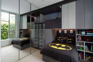 интерьер комнаты для мальчика фото 33