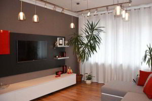 интерьер зала в квартире фото 19
