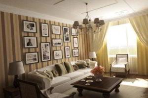 интерьер зала в квартире фото 2