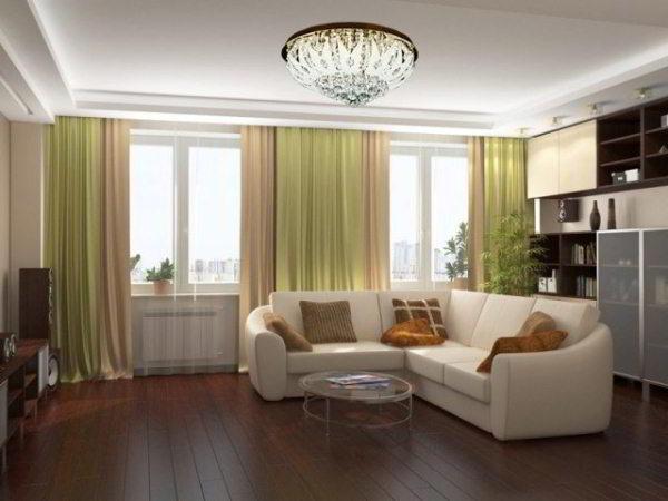 интерьер зала в квартире фото 21