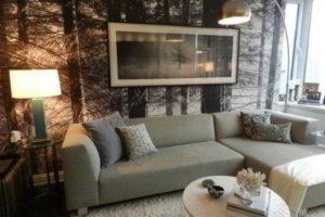 интерьер зала в квартире фото 25