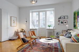 интерьер зала в квартире фото 34