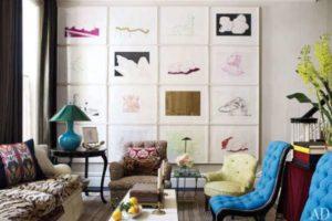 интерьер зала в квартире фото 35