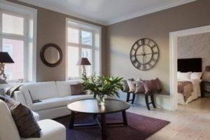 интерьер зала в квартире фото 47