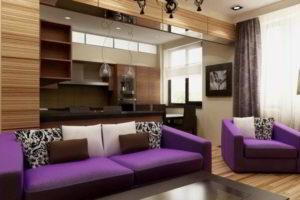 интерьер зала в квартире фото 6