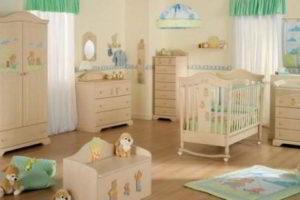комната для малыша фото 15