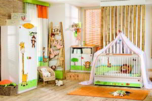 комната для малыша фото 23