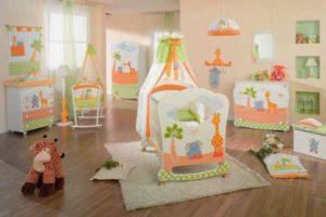 комната для малыша фото 25