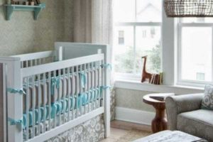 комната для малыша фото 28