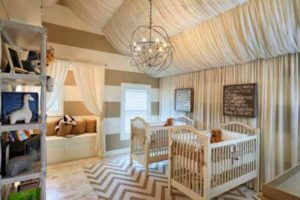 комната для малыша фото 30