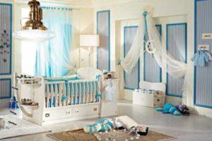 комната для малыша фото 35