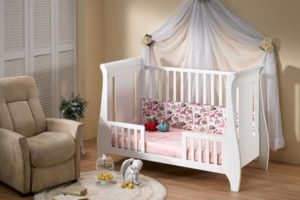 комната для малыша фото 44