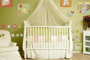 комната для малыша фото 45