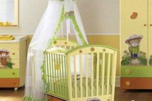 комната для малыша фото 6