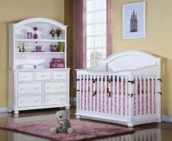 комната для новорожденного фото 11