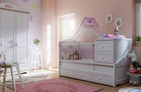 комната для новорожденного фото 4