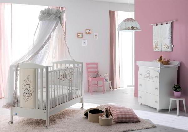 комната для новорожденного фото 6