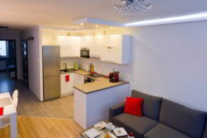 кухня и гостиная вместе фото 55
